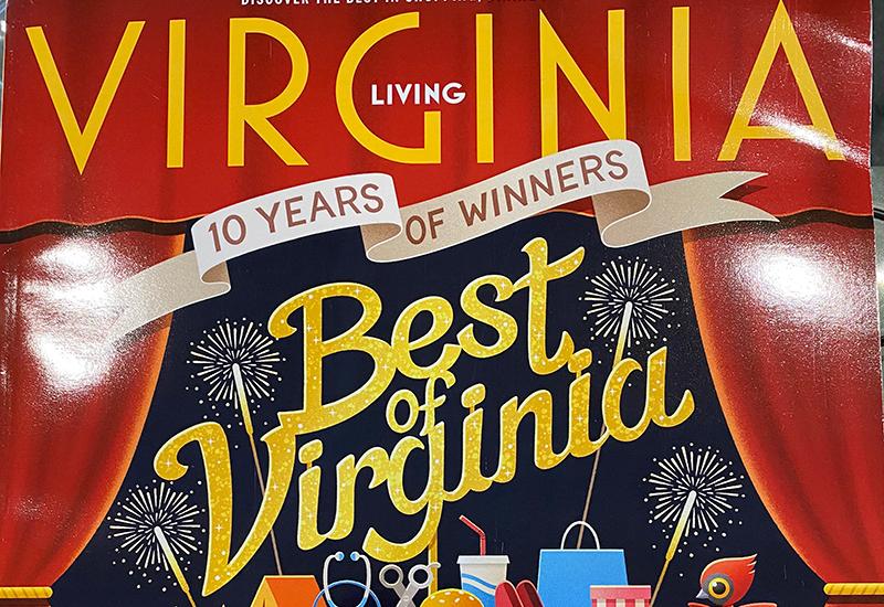 Best of Virginia Winner 2021