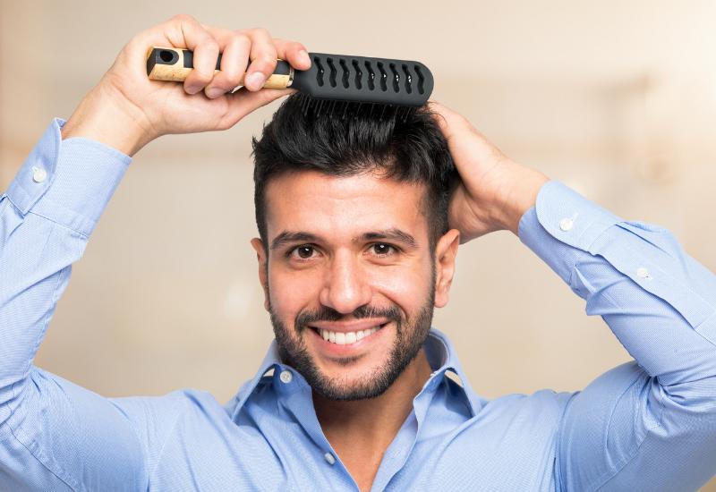 PRP hair restoration mclean